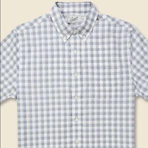 Grayers Clothiers Gingham LS Button Down - Men's